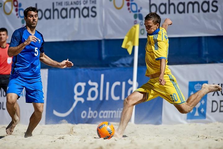 Euro Beach Soccer League Sanxenxo 2016